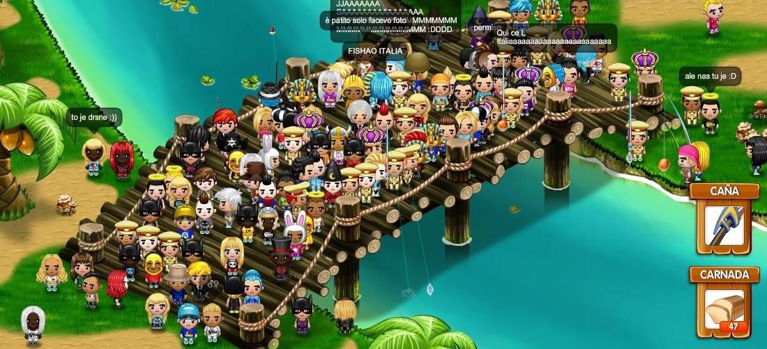 FISHAO  1 Fish game among online fishing games